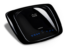 Linksys WAG320N Dual-Band Wireless-N ADSL2 Modem Gigabit Router