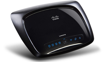 Linksys WRT120N Ultra RangePlus Wireless N Broadband Router