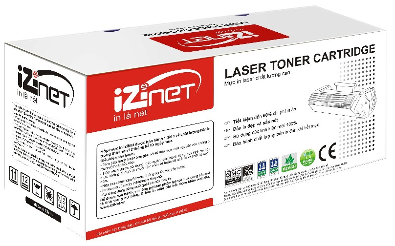Mực in izinet  HP 304A Yellow LaserJet Toner Cartridge (CC532A)
