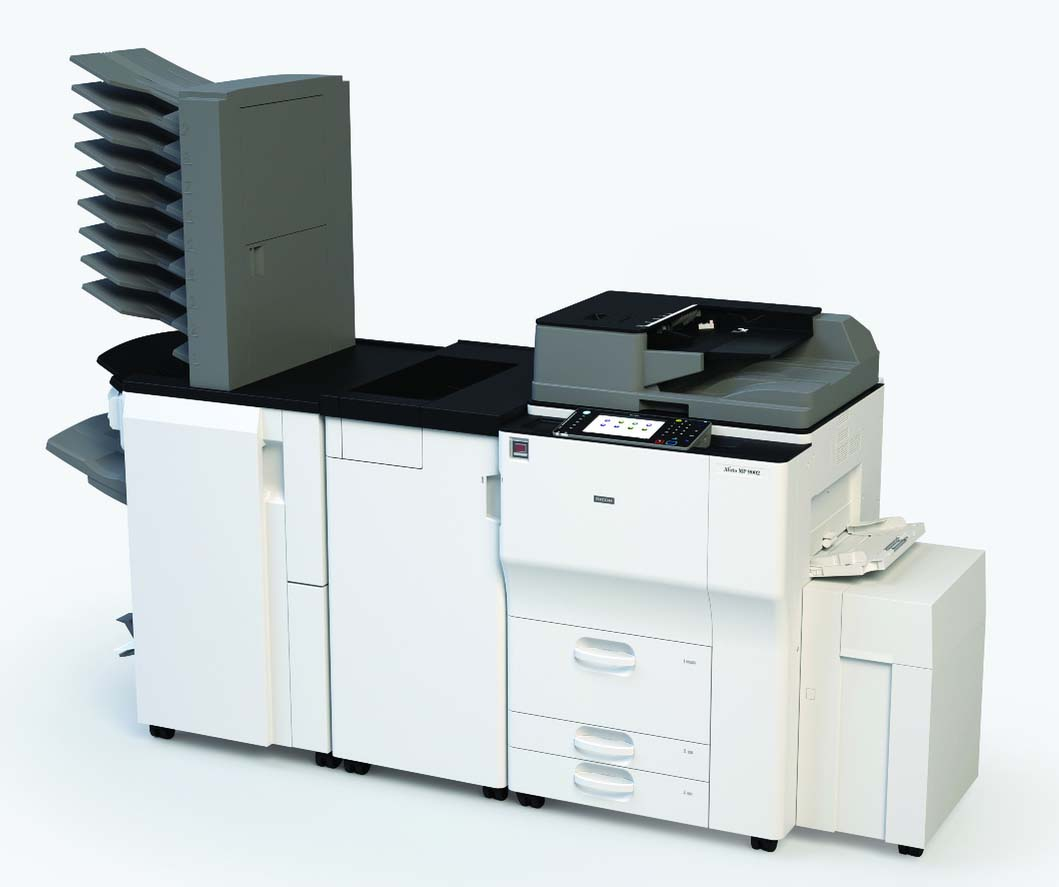 MÁY PHOTOCOPY RICOH COPIER AFICIO MP 9002 (MP9002)
