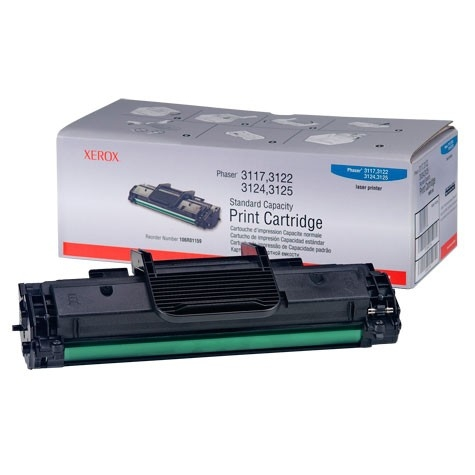 Mực in Fuji Xerox Phaser 3124 Black toner Cartridge (CWAA07590)