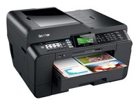 Máy in Brother MFC J6710DW, Wifi, In, Scan, Copy, Fax, In phun màu khổ A3