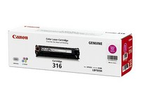 Mực in Canon 316M laser toner cartridge