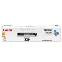Mực in Canon 329 Cyan laser toner cartridge