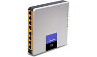 Switch Linksys EG008W Gigabit 8 Port