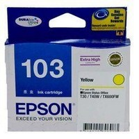 Mực in Epson 103 Yellow T103490