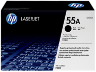 Mực in HP 55A Black LaserJet Toner Cartridge (CE255A)