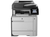 Máy in HP Color LaserJet Pro MFP M476nw, In, Scan, Photo, Fax, Network, Wifi (CF385A)