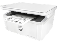 Máy in HP LaserJet Pro MFP M28a Printer (W2G54A)