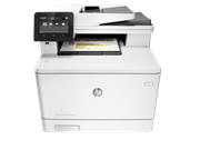 Máy in HP Color LaserJet Pro MFP M477fdw (CF379A)