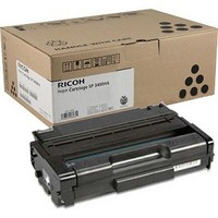 Mực in Ricoh 406464 Black Toner Cartridge