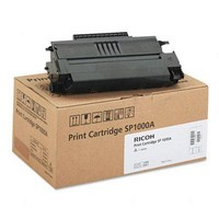 Mực in Ricoh SP1000A Black Toner Cartridge