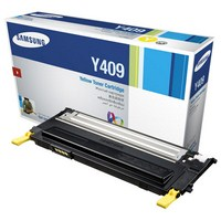 Mực in Samsung CLT Y409S Yellow Toner Cartridge (CLT-Y409S)