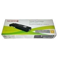 Mực in Fuji Xerox CM405df/CP405d, Yellow Toner Cartridge (CT202021)
